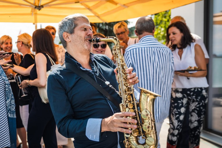 Networking Event mit G-Sax Horgen