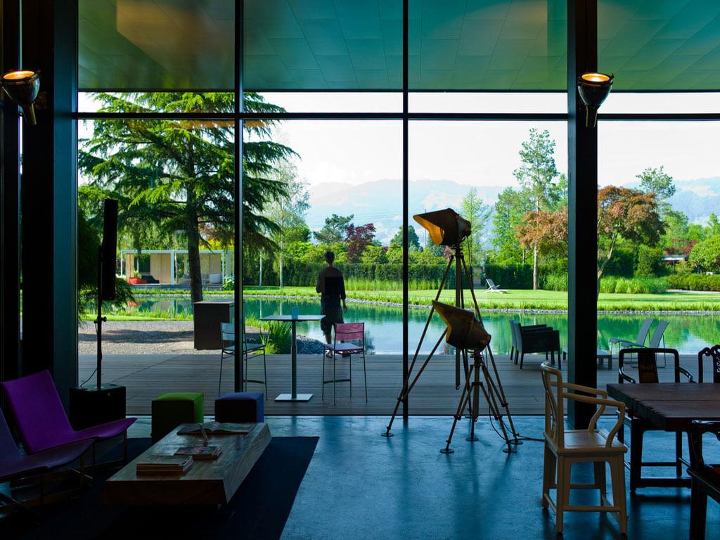 Eventlocation ENEA Baummuseum_Rapperswil_NIVA Catering